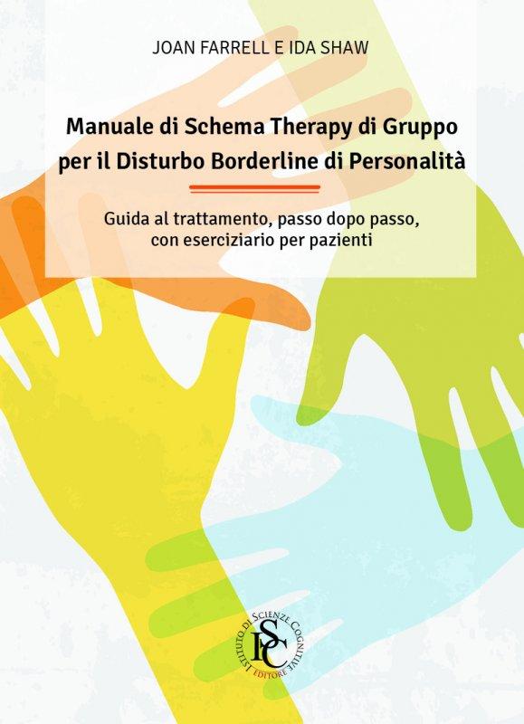 Manuale di Schema Therapy di Gruppo per il disturbo Borderline di personalità