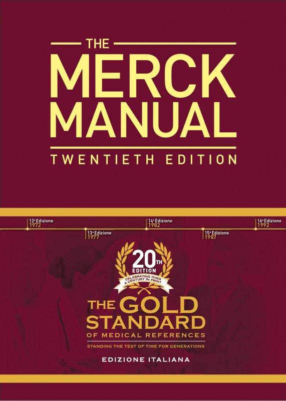 Manuale Merck - Edizione italiana
