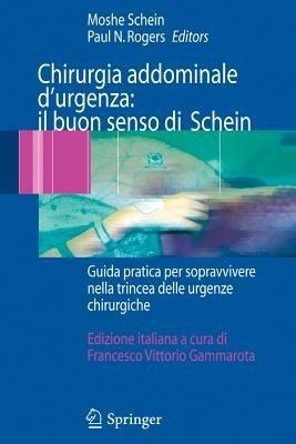 Chirurgia addominale d'urgenza: il buon senso di Schein
