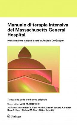 Manuale di terapia intensiva del Massachusetts General Hospital